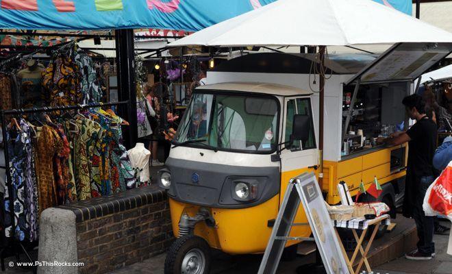 Camden Market, The Wild & Lovely Camden Market in London, England