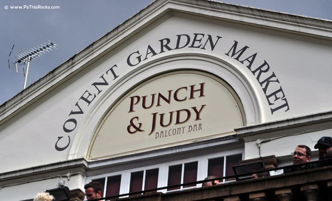 Covent Garden Market, Be a BIG Kid in Covent Garden Market