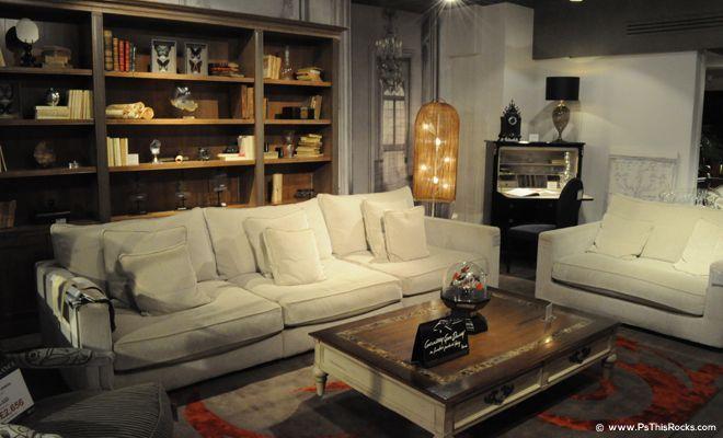 Harrods Furniture Paradise