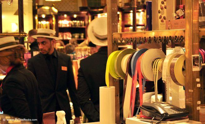 Haute Spot, The Haute Spot in London: Harrods Market