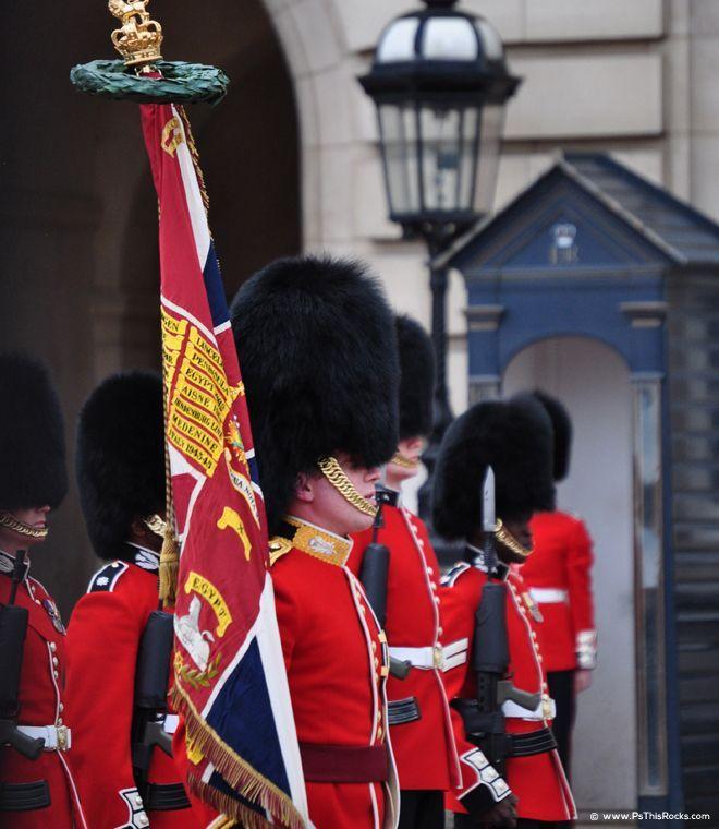 Queen Life Guards