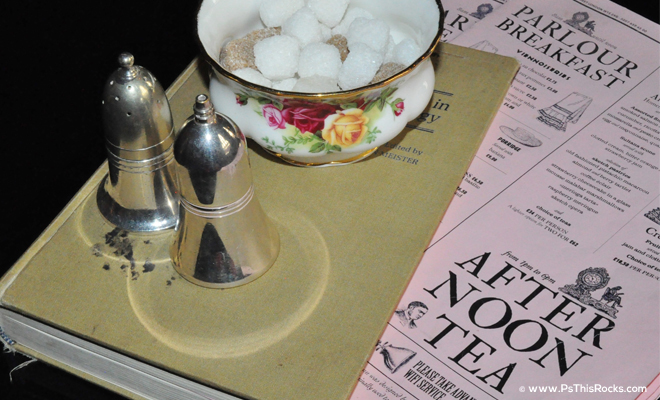 Perfect Designer, Sketch: A Perfect Designer Find for English Rose Tea in London