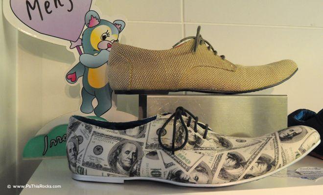 Dollar Men Shoe