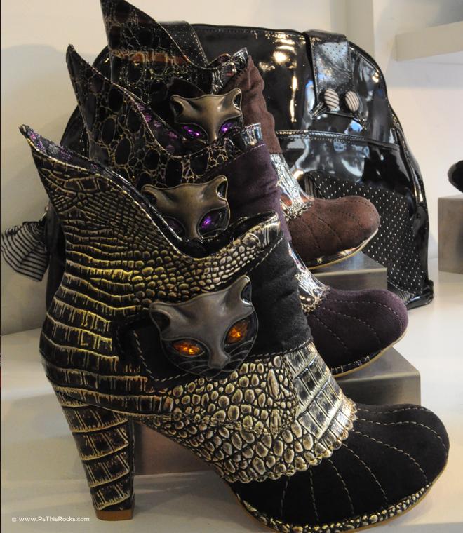 High Heel Cat Shoe, cat heels, cat shoes, funny heels shoes, designer shoes, Irregular Choice,
