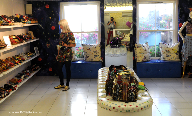 Irregular Choice Bags and shoes Shop, shoe store in london, funny heels shoes, designer shoes, Irregular Choice,