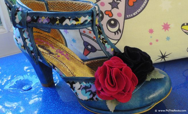Irregular Choice Disney Shoe