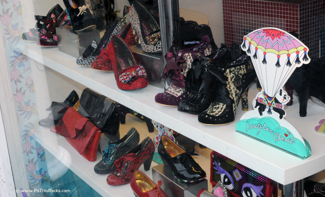 Irregular Choice Shoes Showcase