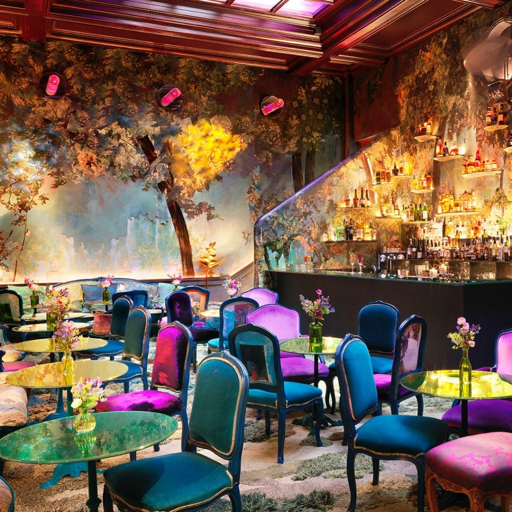 Perfect Designer, Sketch London: The Best Afternoon Tea In London, Wait Until You See The Pink Art Deco Dining Room For Sketch London High Tea