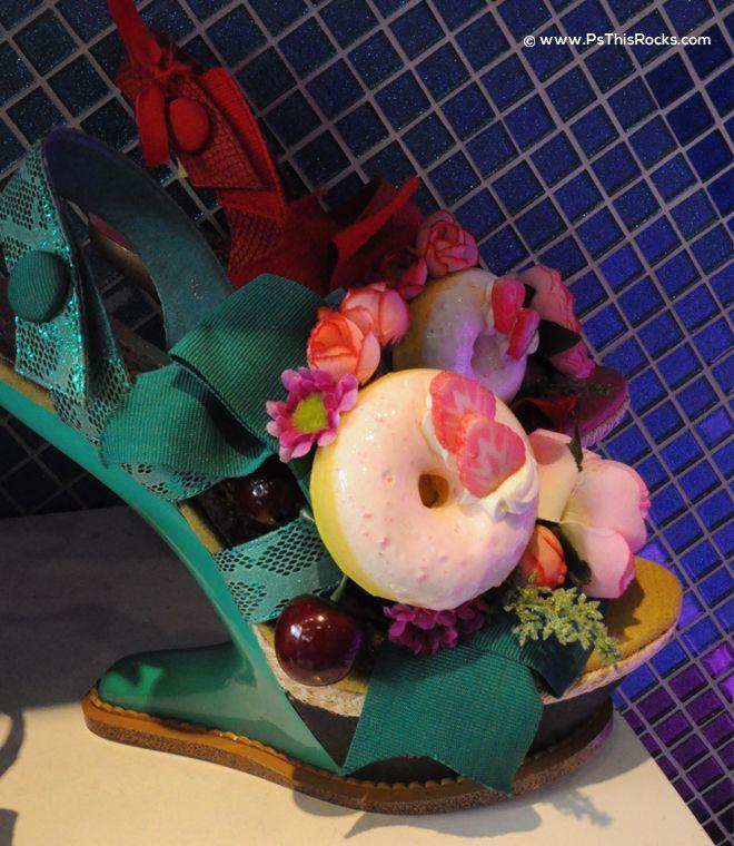pastry shoe