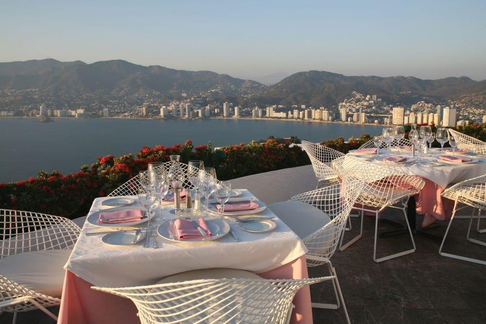 Las Brisas Hotel in Acapulco Mexico