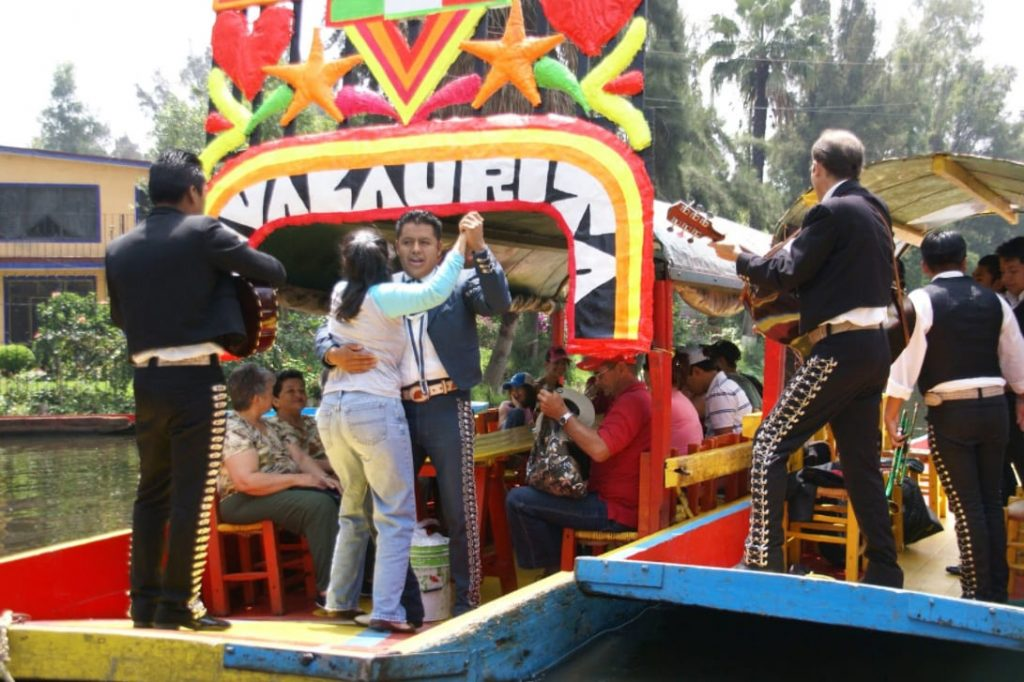 Visiting Xochimilco, The Venice of Mexico, American Soldier Turned Alzheimer's Patient