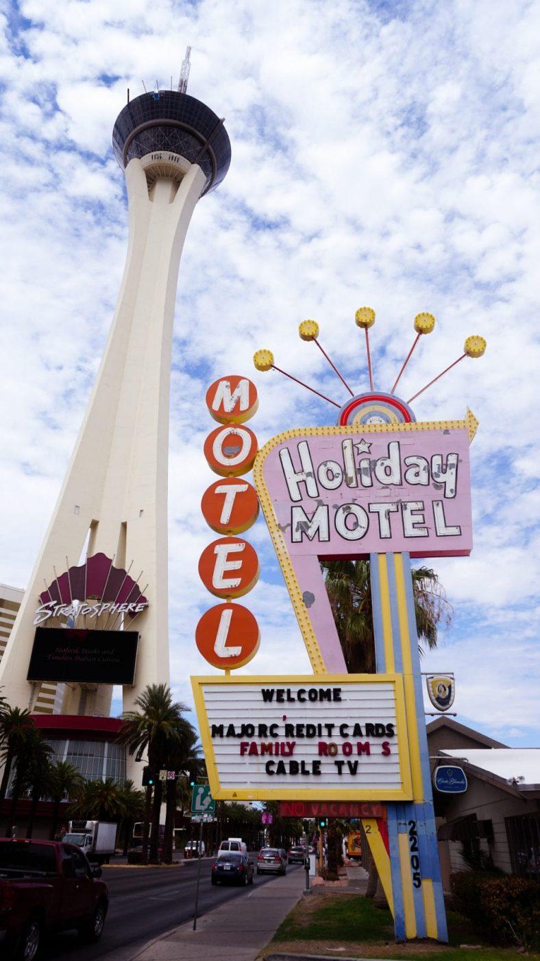 Las Vegas, 7 Fun & Some Free Things To Do: The Las Vegas Strip