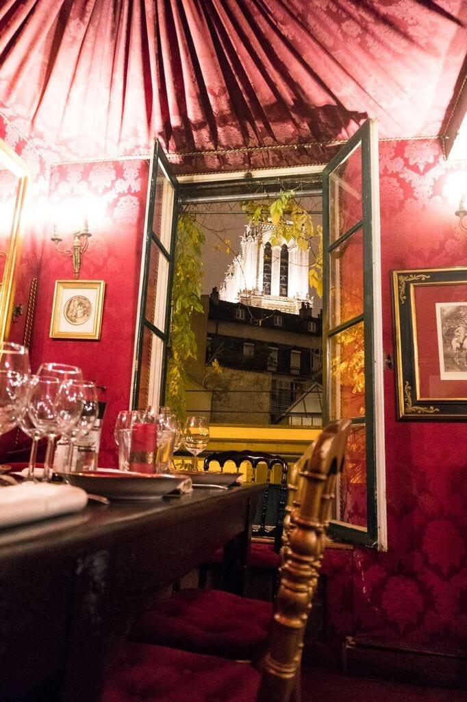 French restaurant, Posh Paris Restaurant, Great Experience, Won't Break The Bank!