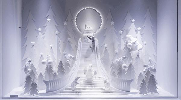 Window Displays, Top 5 Christmas Window Displays: Paris, France