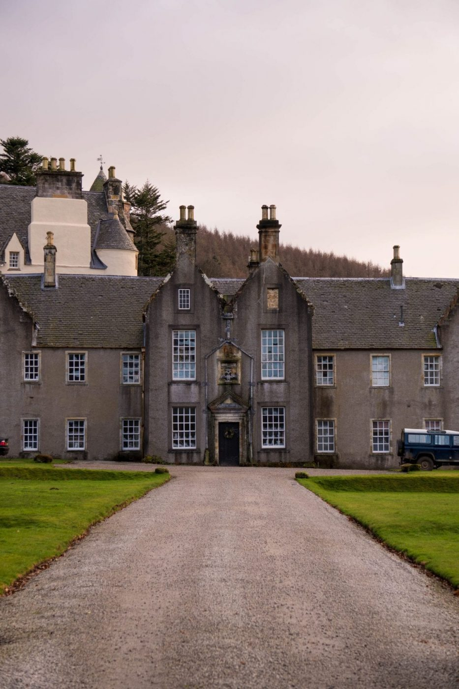 kelburn Castle, Coolest Graffiti Castle in The World – Kelburn Estate, Scotland