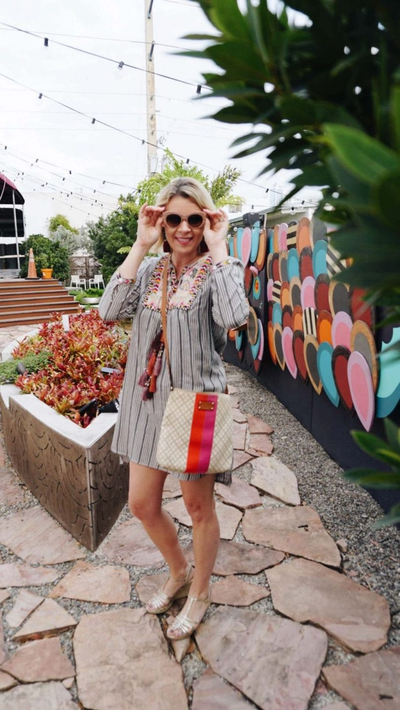 Tassel, earrings, giveaway, blogger, fashion, travel, wynwood, miami