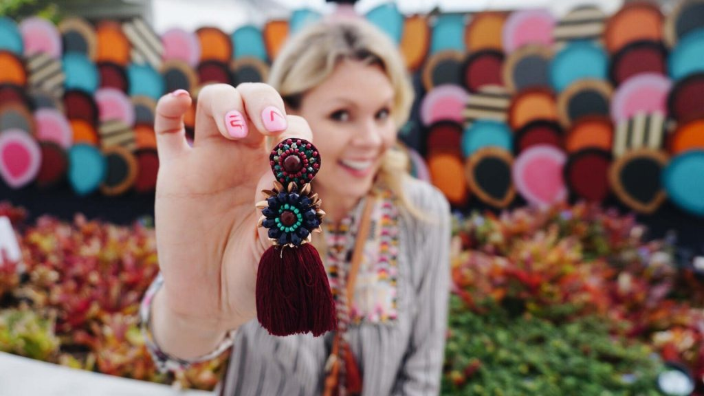 valentines day tassel earrings, Enter To Win My Valentines Day Tassel Earrings Giveaway