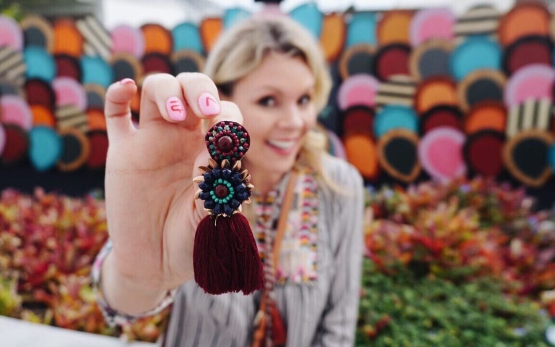 Enter To Win My Valentines Day Tassel Earrings Giveaway