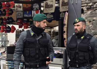 My Rendezvous With A Thief In Rome, Italy + How The Italian Police Responded