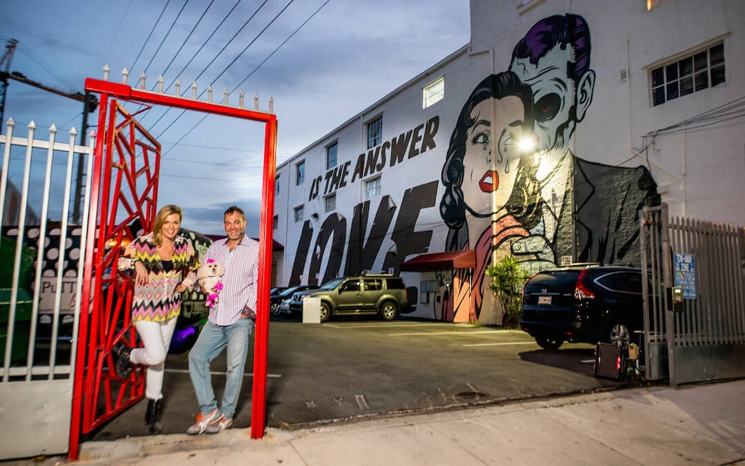 wynwood miami, Casa Wynwood Announces Initial Slate of Artists Granted Membership to New Luxury Lifestyle Exhibition, Presentation and Event Venue