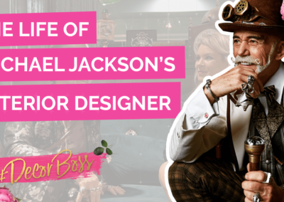 The Life of Michael Jackson's Interior Designer