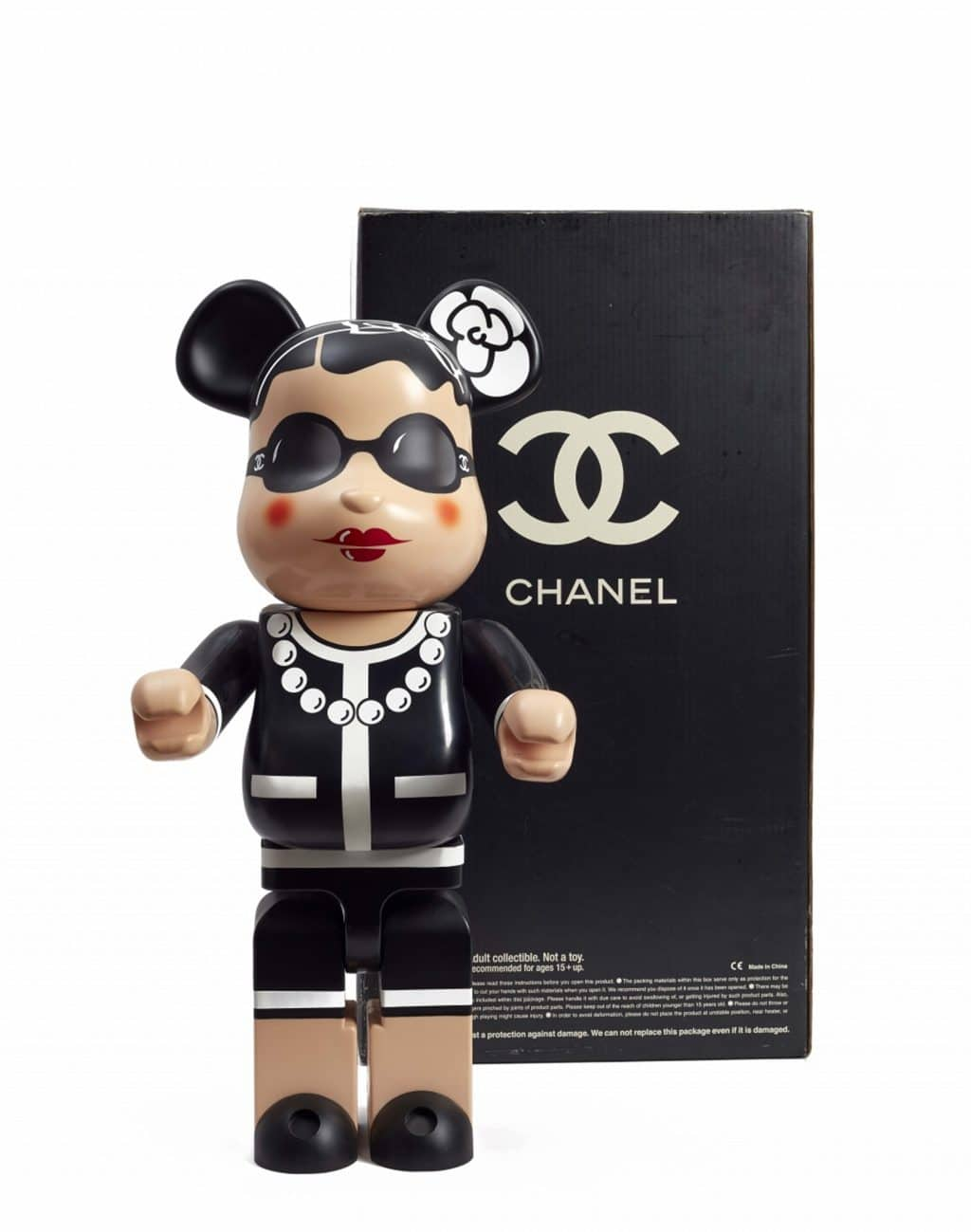 karl lagerfeld dies and his art hommage a coco the chanel poupee