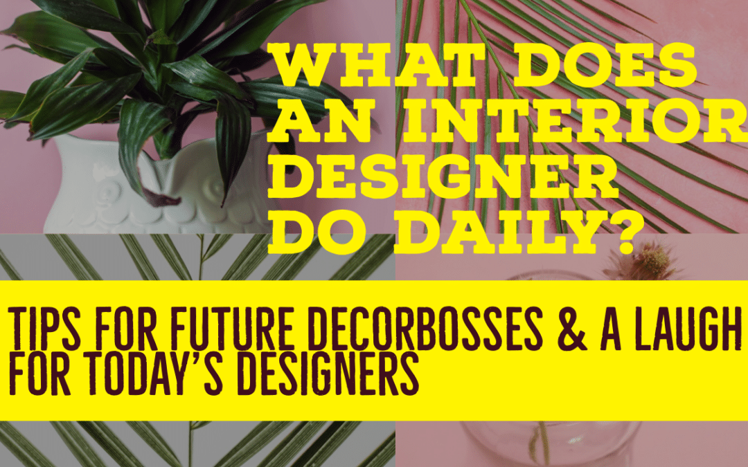 """what does an interior designer do on a daily basis, 20 Answers: """"What Does an Interior Designer do on a Daily Basis?"""""""