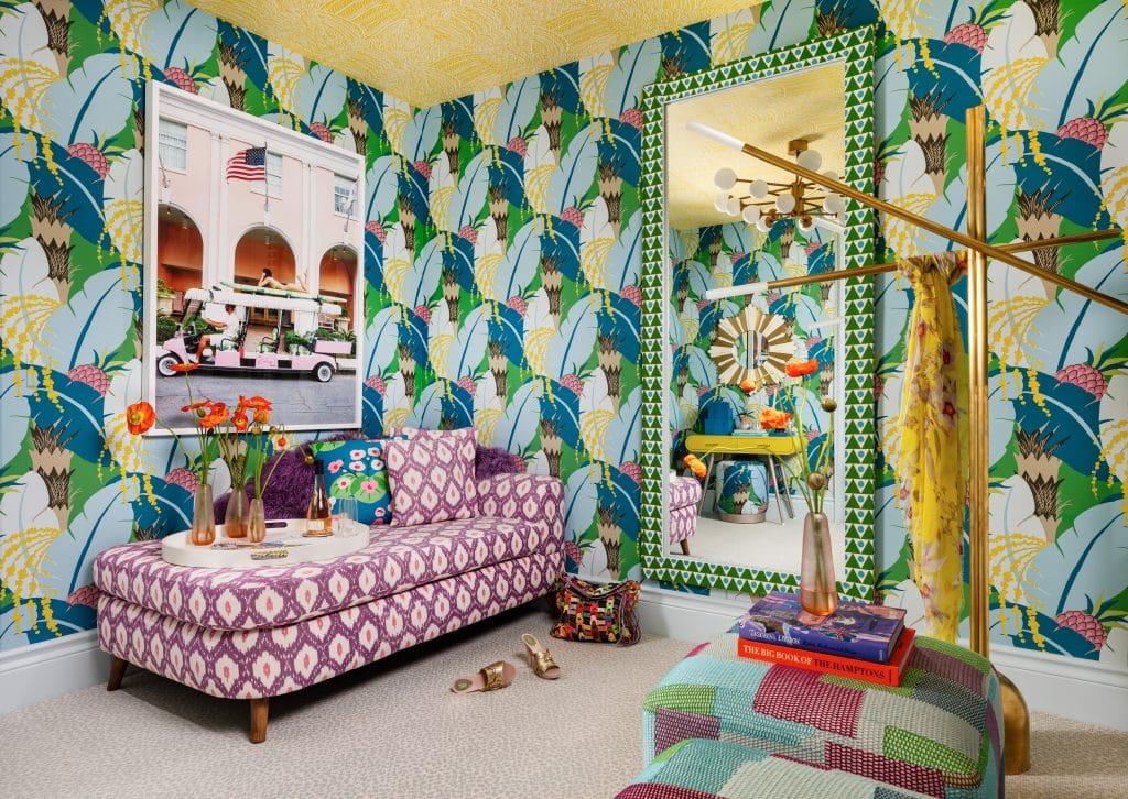 kips bay palm beach decorator showhouse 2020, 25 Inspirational Tropical Design Ideas From Kips Bay Palm Beach Decorator Showhouse   2020 Interior Design Ideas