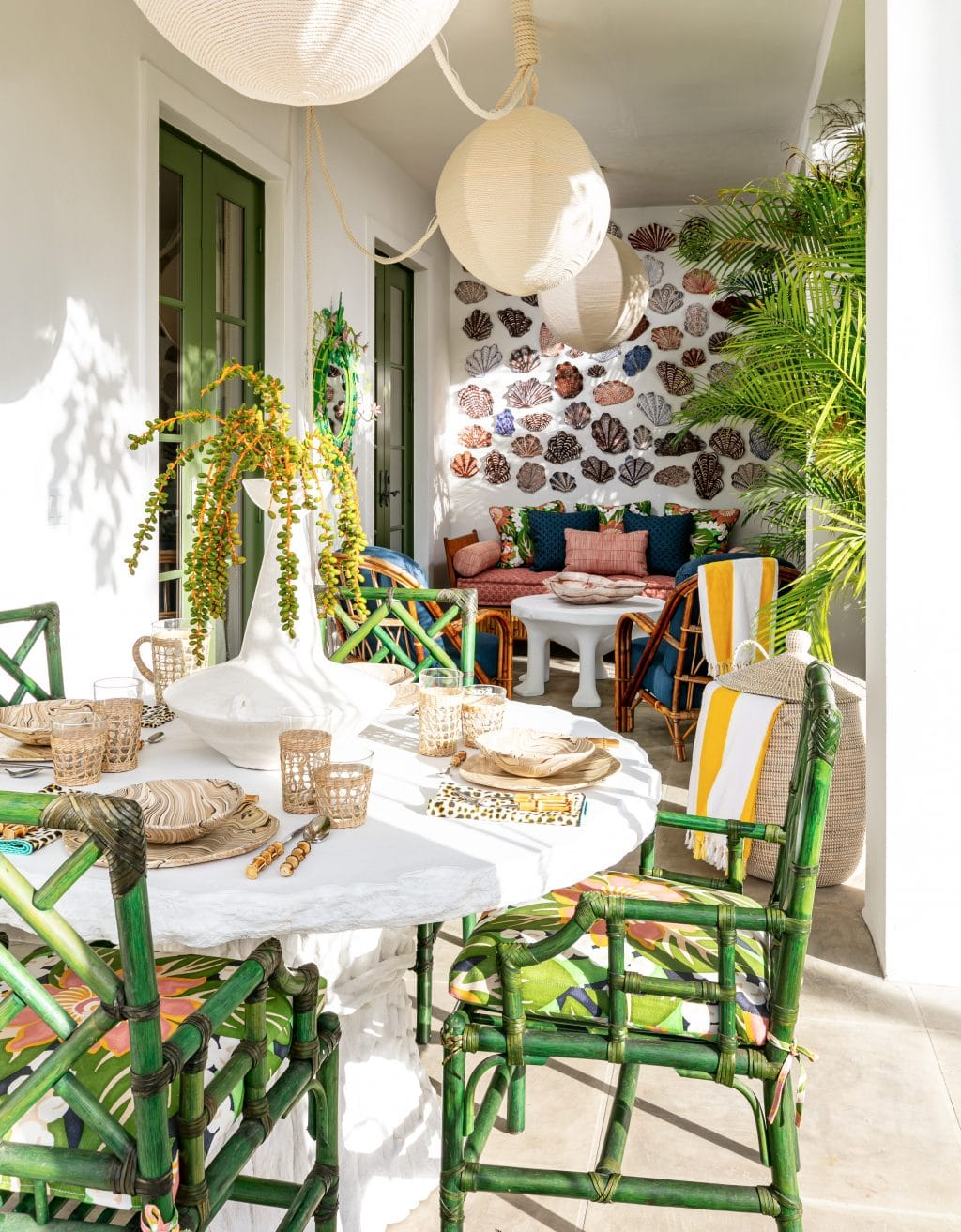 kips bay palm beach decorator showhouse 2020, 25 Inspirational Tropical Design Ideas From Kips Bay Palm Beach Decorator Showhouse | 2020 Interior Design Ideas