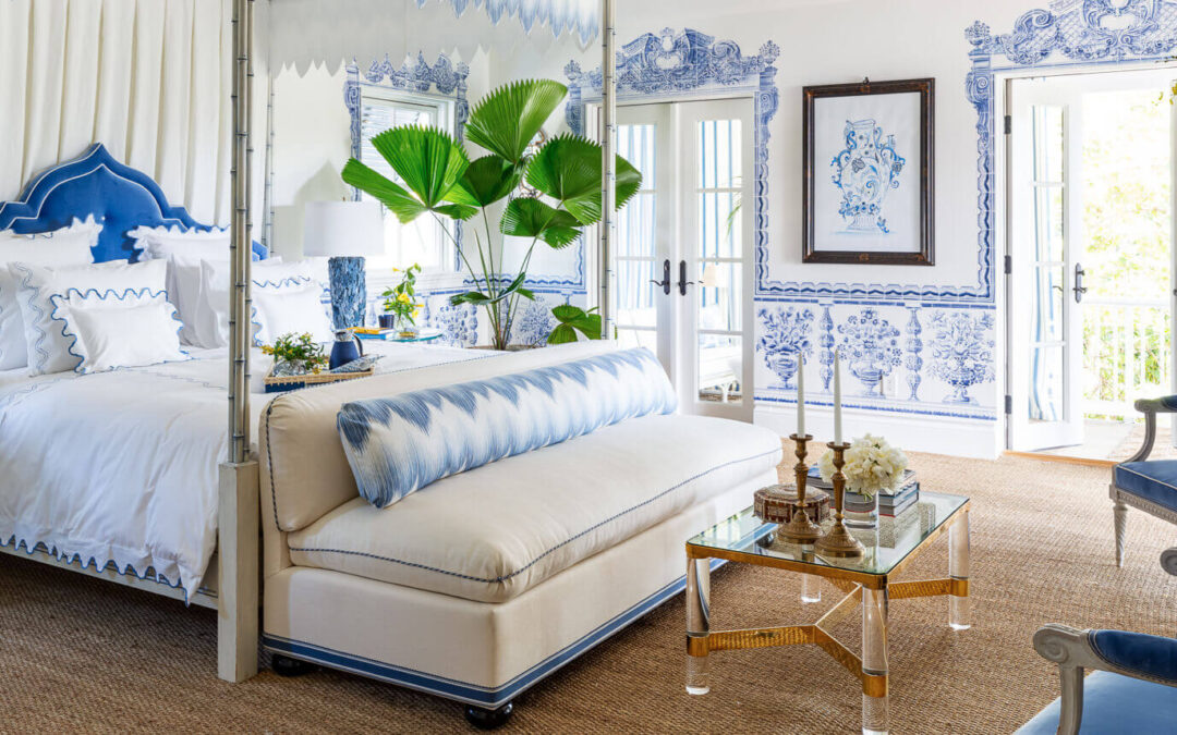 25 Inspirational Tropical Design Ideas From Kips Bay Palm Beach Decorator Showhouse | 2020 Interior Design Ideas
